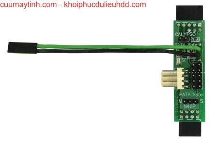 Các bộ chuyển đổi PC-MX-SAFE được dự định để làm việc với MAXTOR HDD ở chế độ an toàn