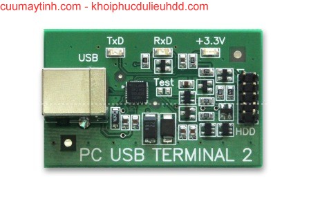 PC-USB-TERMINAL bộ chuyển đổi