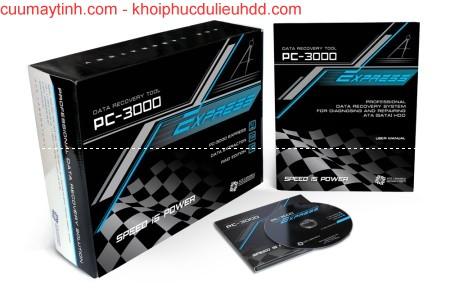 PC-3000 Phần mềm Express và Hướng dẫn sử dụng