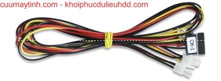 SATA HDD (80 cm) cung cấp cáp điện