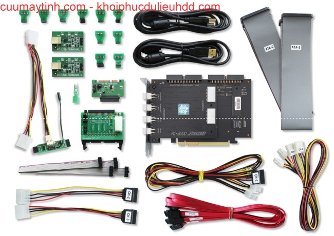 PC-3000 tốc Kit