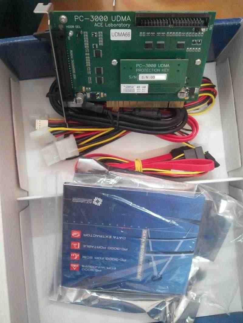 cứu dữ liệu, phục hồi dữ liệu , PC3000 UDMA, cuumaytinh