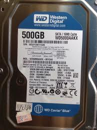 wd 500gb 3.5