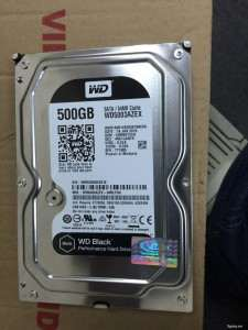Phuc hoi du lieu o cung 500GB(WD5003AZEX)
