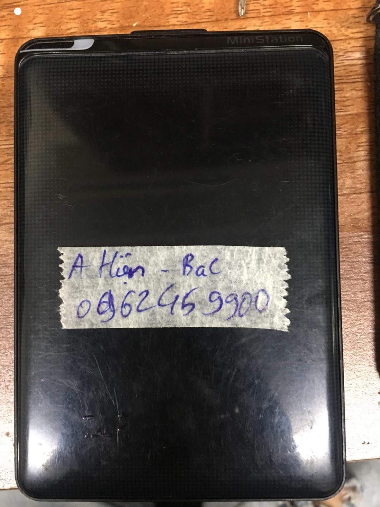 Cứu dữ liệu ổ cứng Box Western 1TB không nhận 25/03/2019 - cuumaytinh