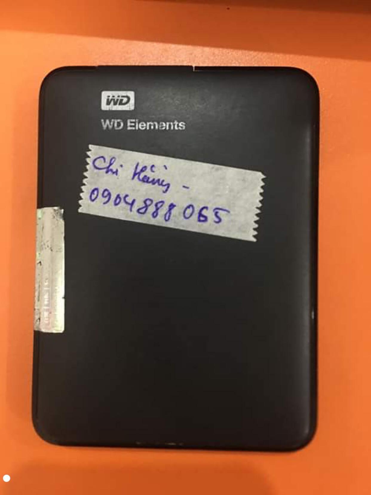 Phục hồi dữ liệu ổ cứng Western 1TB lỗi cơ 11/10/2019 - cuumaytinh