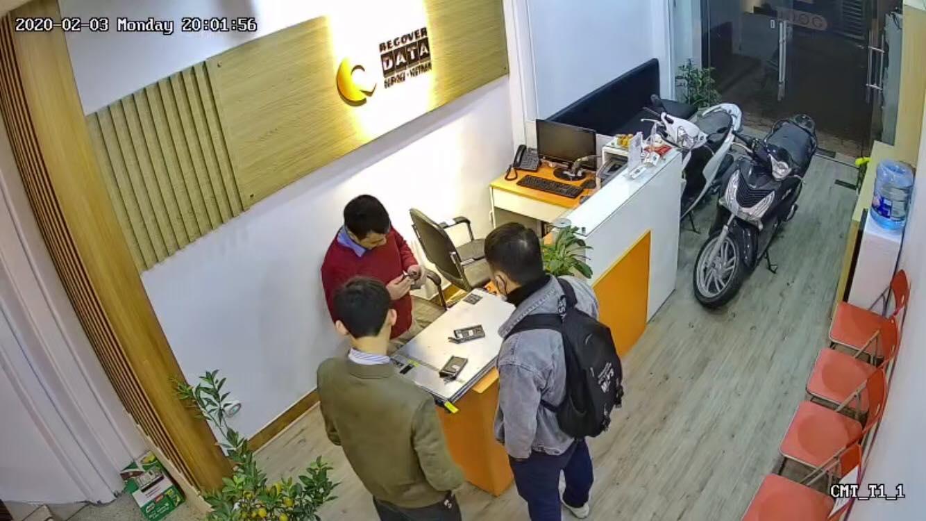 Tiếp nhận máy chủ DELL với 3SSDx240GB-  04/02/2020 - cuumaytinh