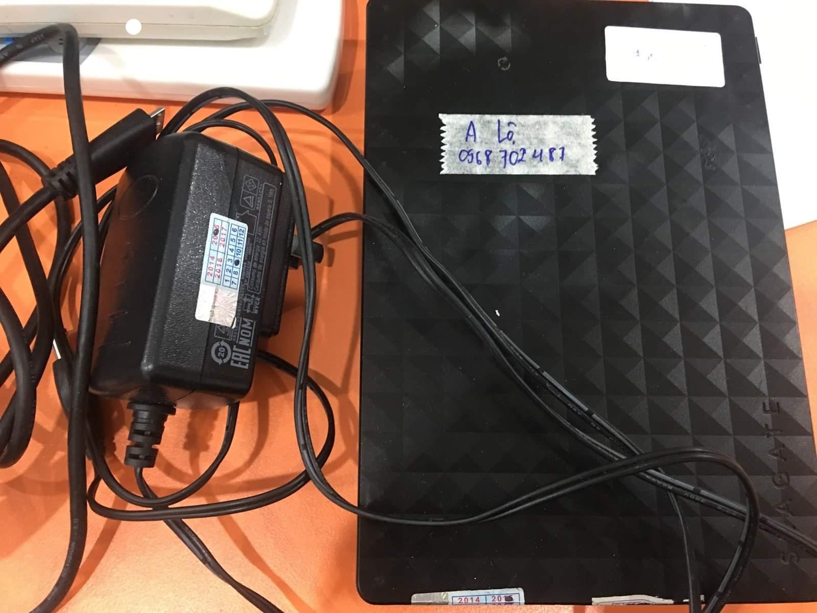 Phục hồi dữ liệu ổ cứng Seagate 2TB đầu đọc kém 18/06/2020 - cuumaytinh